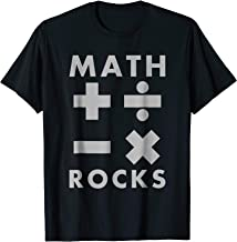 math rocks t shirt