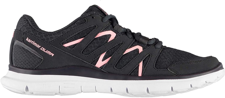 Karrimor Duma Running skor kvinnor Charcoll Charcoll Charcoll  Coral Run Jogging Tränare skor  lägsta priserna