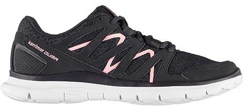 Official chaussures Karrimor Douma (Chaussures de course à pied pour femme gris anthracite corail Run Jogging paniers paniers
