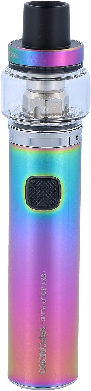 Vaporesso Sky Solo Plus Starter Kit 3000mAh 8mL Atomizador OMNI Board Mini chip - Sin Nicotina y Sin E-líquido (Azul)