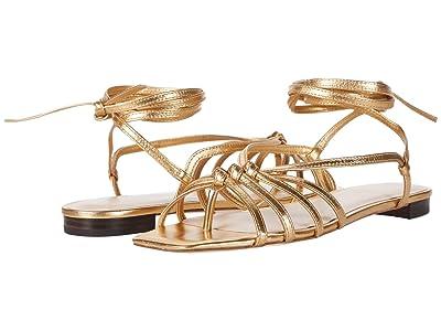 Loeffler Randall Lorelai (Gold) Women