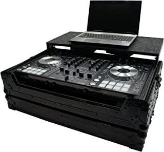 Harmony HCDDJSXLTBK Flight Glide Laptop Stand Tray DJ Custom Case Pioneer DDJ-SX