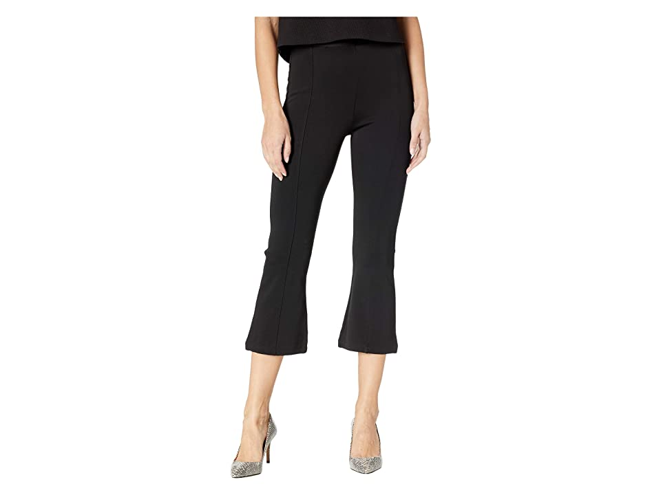 BCBGMAXAZRIA Flare Leggings (Black) Women