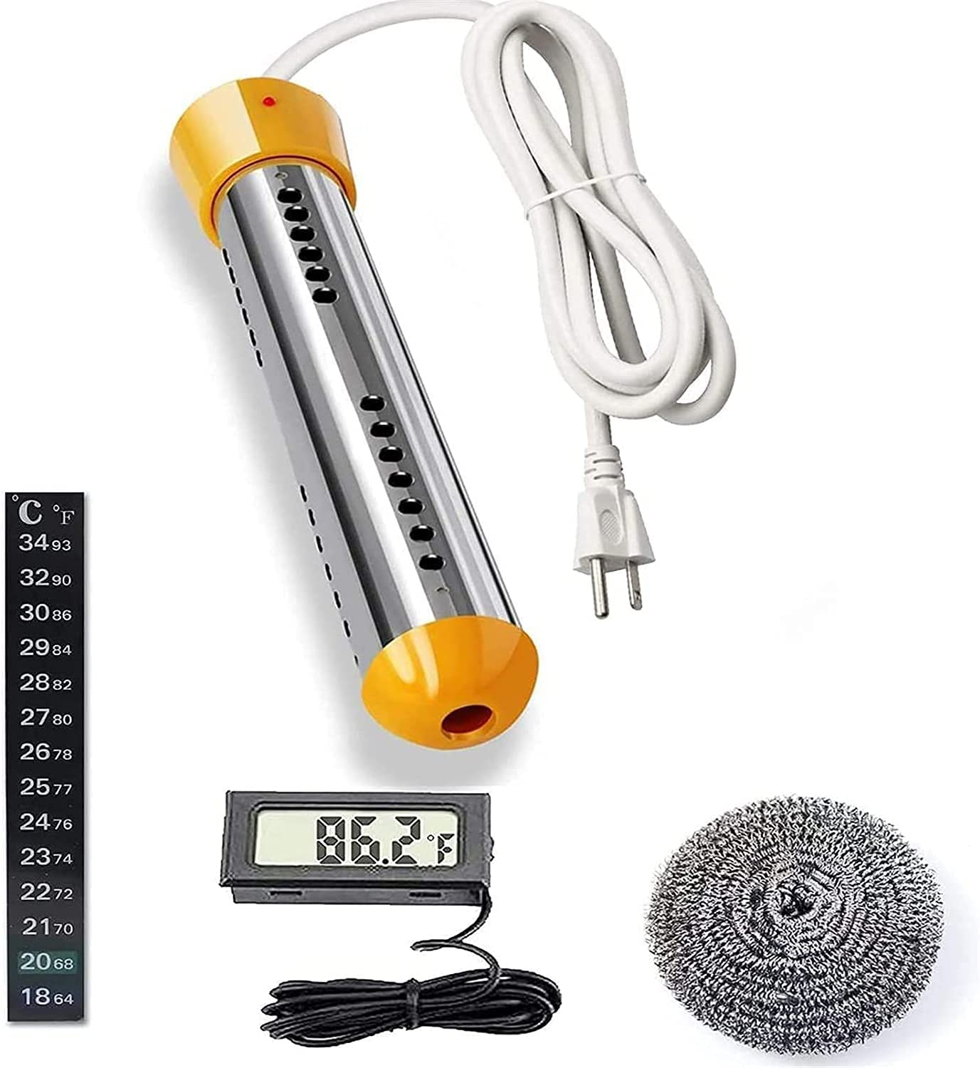 Factory outlet FCPLLTR 2021 New Swimming Pool Heaters-1500W Max 47% OFF 110V Electric Porta