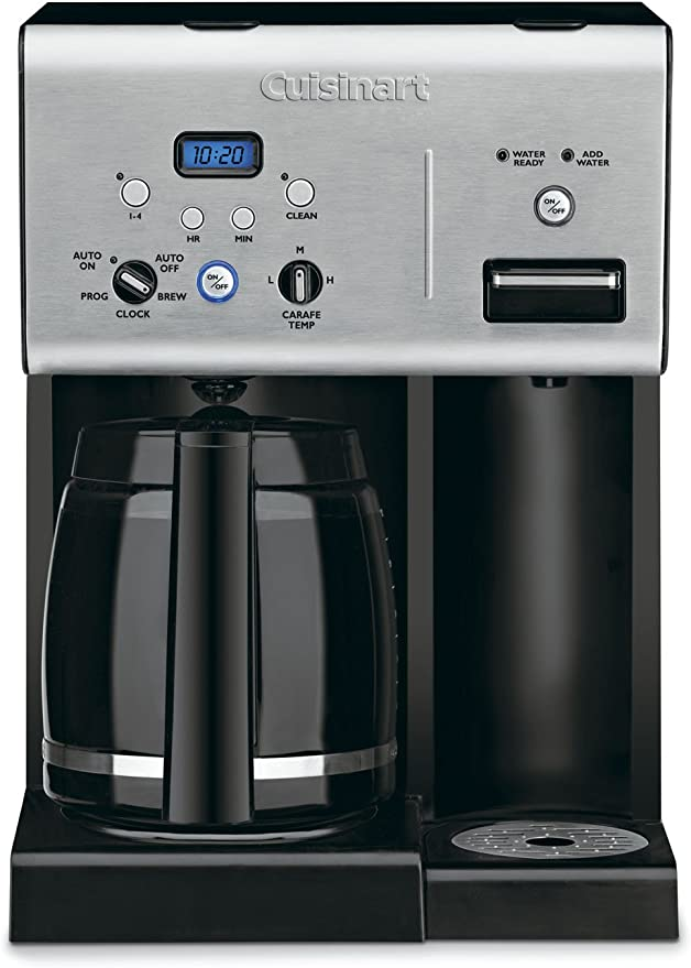 Cuisinart thermal carafe dual coffee makers