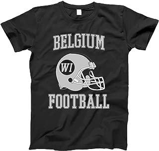 Best vintage belgium football shirt Reviews