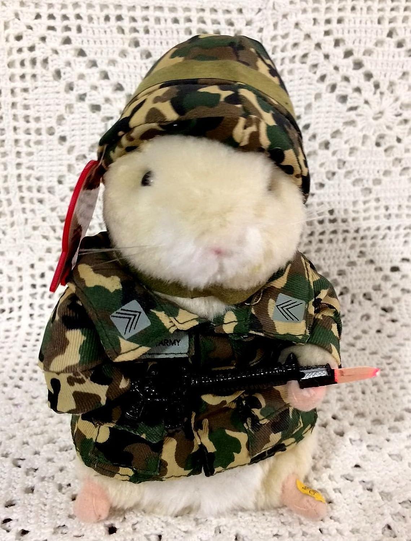 mejor calidad Sgt Scruffy US US US Army dancing hamster by Gemmy  despacho de tienda