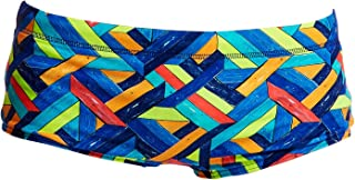 Funky Trunks Boarded Up Boys Swimming Trunks