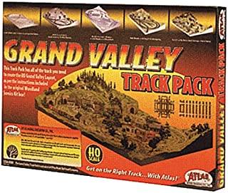 HO Grand Valley Track Pack