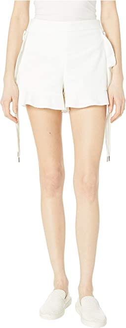 Short Cotone Stretch Shorts