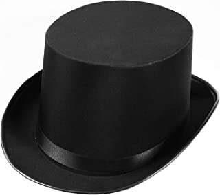 Rhode Island Novelty Top Hat for Adults - Ringmaster, Magician, Steampunk Costume Accessory - One Size