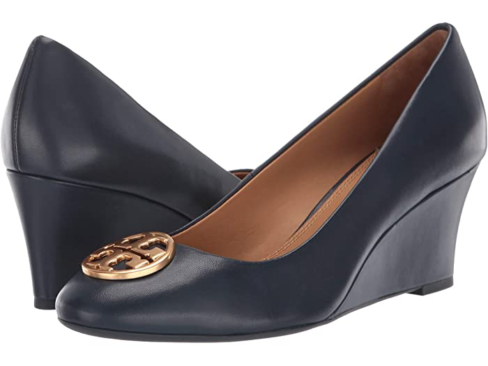 Tory Burch Chelsea 65mm Wedge   Zappos.com