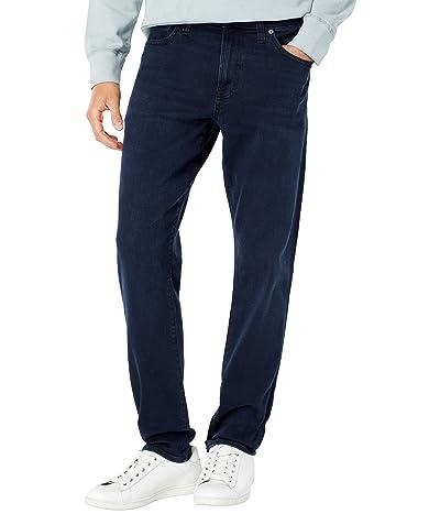 Madewell Athletic Slim in Blue/Black Shragatex in Paxson