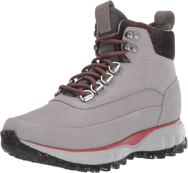 Cole Haan Womens Zerogrand Explore All-Terrain Hiker Waterproof Ankle Boot