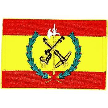 Gemelolandia | Parche Termoadhesivo Legión española 8,5x8,5cm | Muy Adherentes | Patch Stickers Para Decorar Tu Ropa | Fáciles de Poner: Amazon.es: Ropa y accesorios