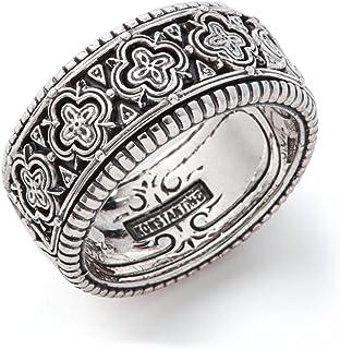 خاتم رجالي من Konstantino 925 فضي اللون