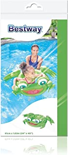 Bestway H2OGO! Inflatable Animal Shaped Swim Ring, Color and Style May Vary