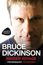Best bruce dickinson biography Reviews