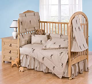 Buckmark Crib Comforter