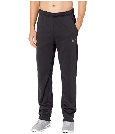 Nike Dri-FIT Therma Pants (Charcoal Heather/Black) Men