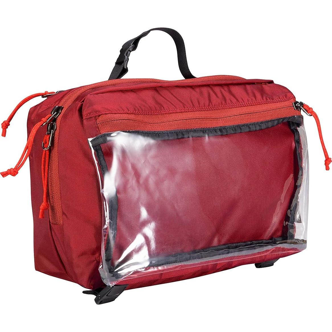 リーク植生市区町村ARC`TERYX(アークテリクス) インデックス ラージ トイレタリー バッグ Index Large Toiletries Bag Red Bea