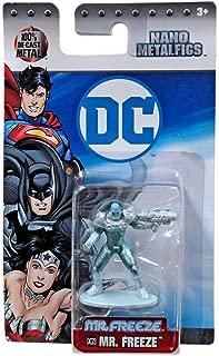 DC Mr. Freeze (DC23) 1.5 Inch Diecast Nano Metal Figure by Jada