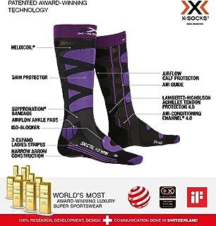 X-Socks, Ski Control 4.0 Women Calcetines De Invierno Calcetines De Esquí Mujer
