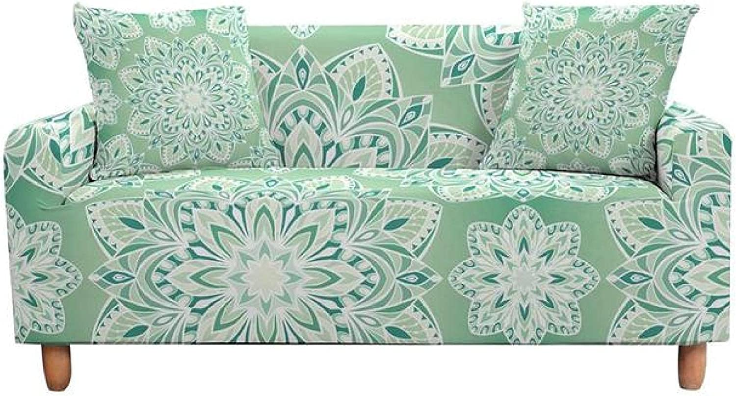 ZHOUMOLIN 3D Colorful Slipcovers Sofa Li Outstanding Flower Cover Selling rankings Ethnic for