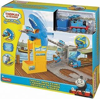Fisher Price Thomas The Train: Take -n - Play Shark Exhibit
