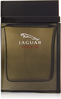 Jaguar Vision Iii Eau de Toilette Spray for Men, 100ml