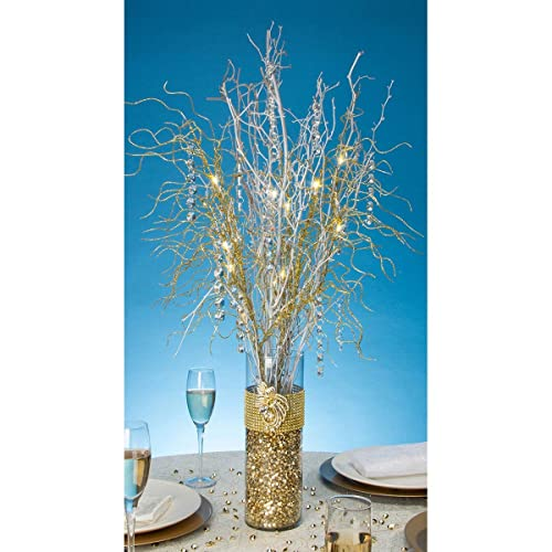 Incredible Gold Branches For Centerpieces Amazon Com Home Interior And Landscaping Ferensignezvosmurscom