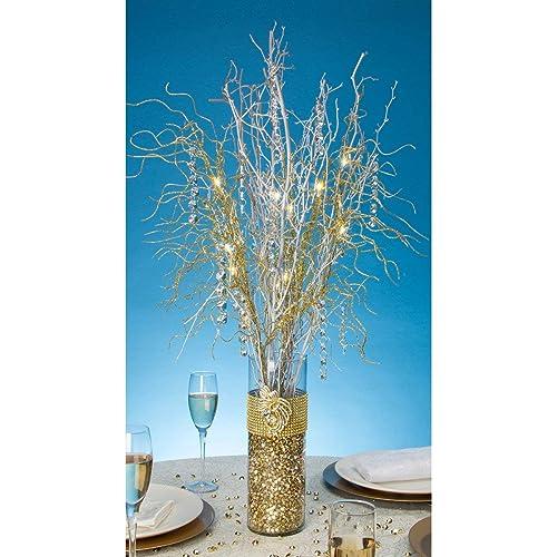 Pleasing Gold Branches For Centerpieces Amazon Com Beutiful Home Inspiration Xortanetmahrainfo