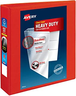 Avery Heavy Duty View 3 Ring Binder, 2