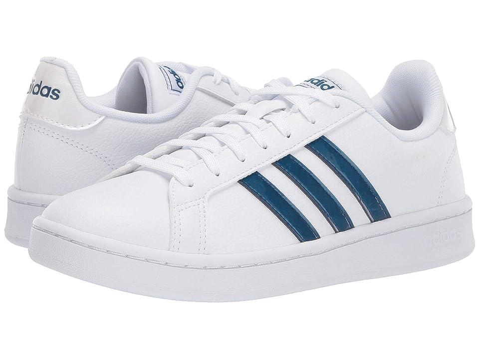 adidas Grand Court (Footwear White/Legend Marine/Footwear White) Women