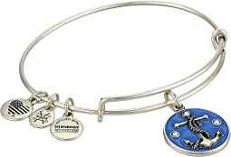 Color Infusion Anchor V Bangle