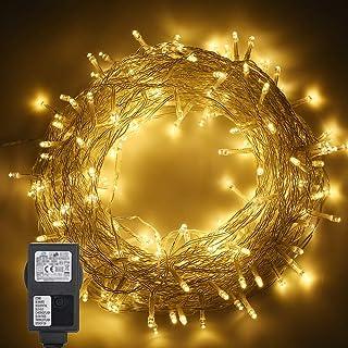 200 LED Lichterkette, Tomshine 23M Lange Lichterkette Steckd