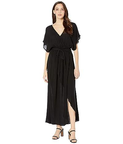 Rip Curl Hideaway Maxi Dress (Black) Women