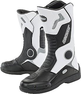 حذاء برقبة للمشي مقاوم للماء للرجال من Joe Rocket (أبيض، مقاس الولايات المتحدة 11)