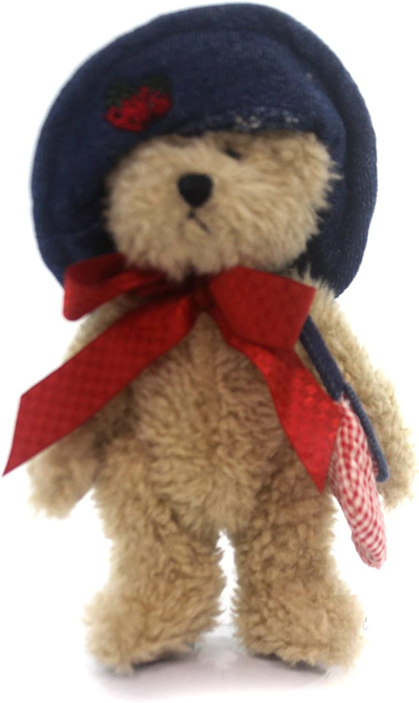 Tj's Best Dressed Boyds Strawberry Bear Alice B Patchbeary  913978