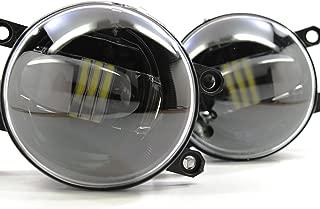 Morimoto XB LED Projector Fog Light-Type T (Amber)- Fits Most Toyota Models