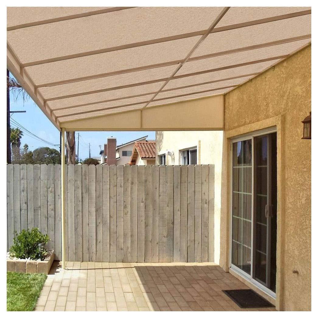 Red de Protección Sombra Tela de Sombra 4x6m 5x6m Tela Al Aire Libre De La Sombra del Bloqueador Solar del 80% 2x3m 4x6m, for Redes de Sombra del Invernadero Balcón Patio Pérgola