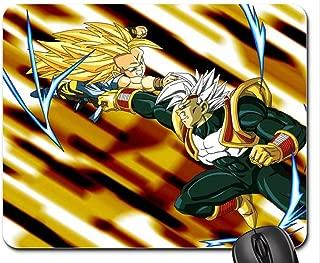 Goku SSJ3 VS Baby Vegeta Mouse Pad, Mousepad (10.2 x 8.3 x 0.12 inches)