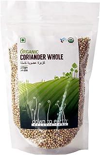 Organic Coriander Whole 200g