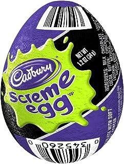CADBURY Chocolate Candy Screme Egg (Pack of 48)