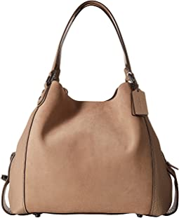 COACH - Mixed Leather Edie 42 Refresh