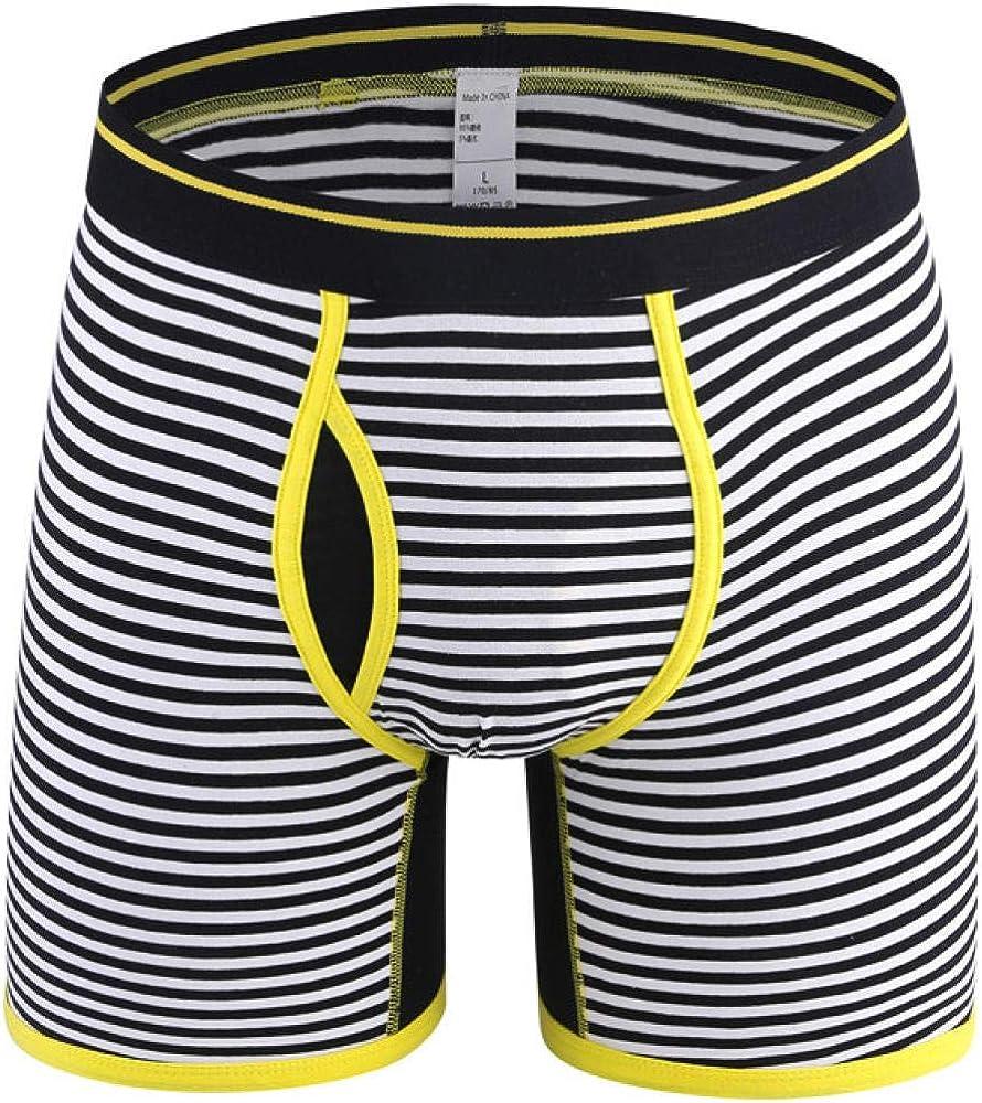Boxer Briefs Men 4Pcs Lot Plus L Soldering Stripe Underwear Size Mail order
