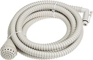 SANEI 風呂水給水ホースセット PT171-871S-4 グレー