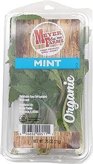 Meyer Farms, Herb Mint Organic, 0.75 Ounce