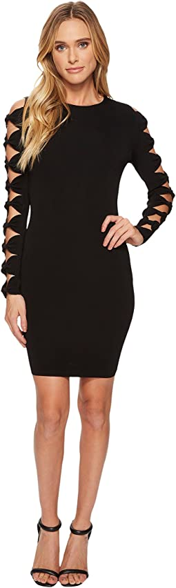 Ted Baker - Jayney Knitted Sleeve Detail Bodycon