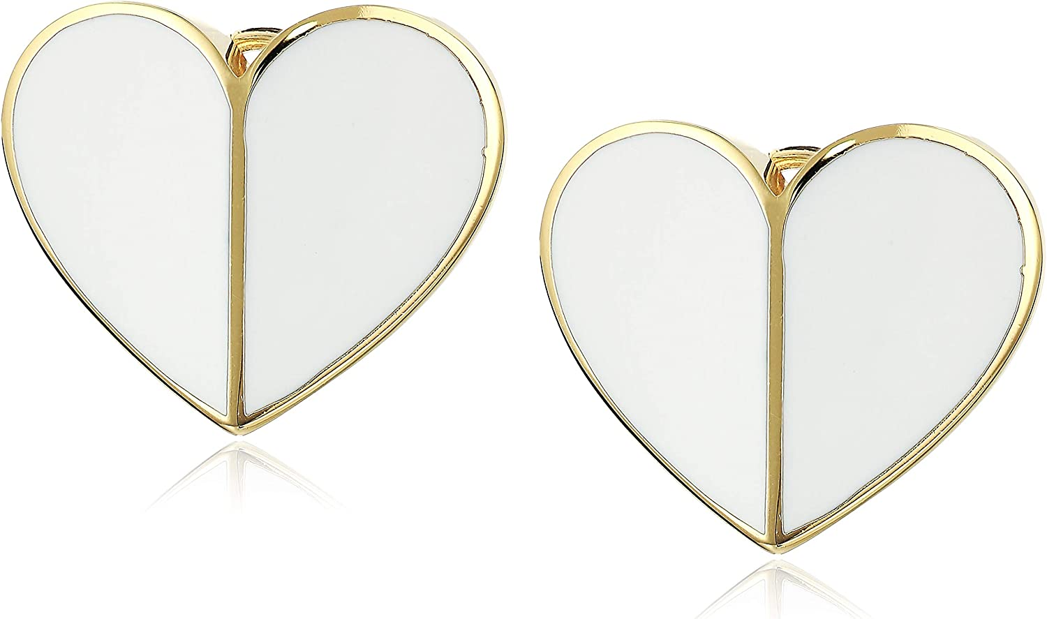 Kate Spade New York Super intense SALE Heritage Heart Special sale item Statement Studs Earring